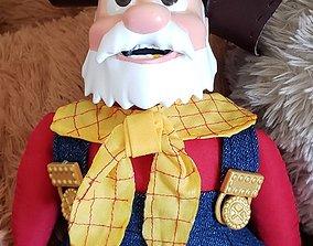 Toy Story Stinky Pete Prospector 3D print model