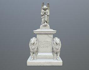 statue 4 3D printable model