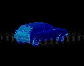 3D model Volkswagen Golf