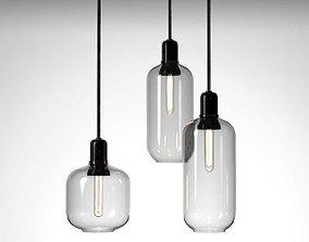3D model Amp Pendant Lamps