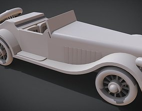 3D print model Classic Toy Roadster