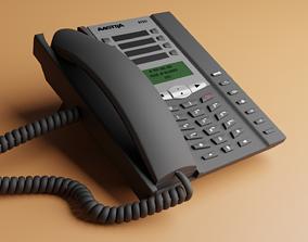 3D Aastra telephone 6731i