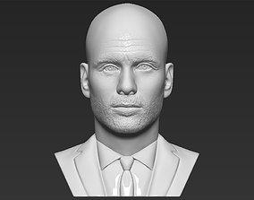 Pep Guardiola bust 3D printing ready stl obj