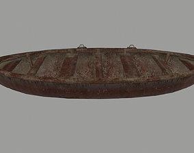 3D model realtime boat 5