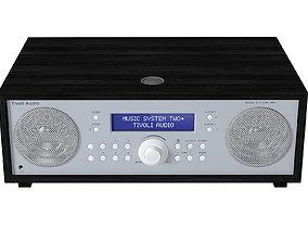 radio Tivoli model MUSICSYSTEM twoo plus