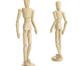 Human Mannequin 3D model