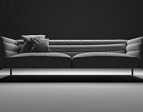 Zanotta Botero Sofa 3D model