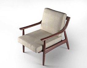 3D Adam Chair