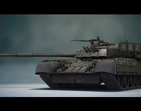 3D PBR T-80 U