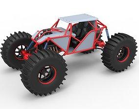 Mud bogger 3D model
