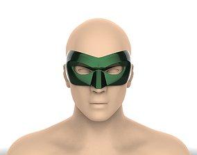 3D print model Green Lantern Mask