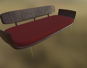 3D model amerika Vintage furniture