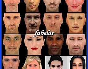 3D faces vol 2