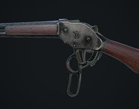 3D model Winchester M1887