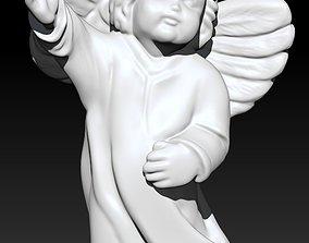spirituality Angel 3D printable model