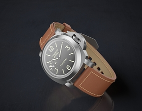 3D model Panerai PAM 00111 Luminor Marina