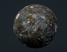 3D Marble Seamless PBR Texture 18