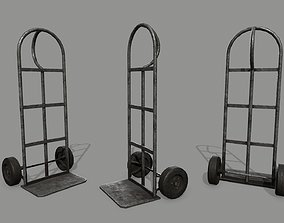 3D model VR / AR ready Trolley