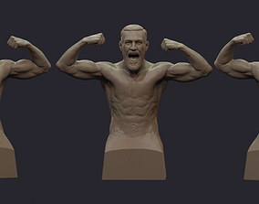Conor Anthony McGregor 3D printable model