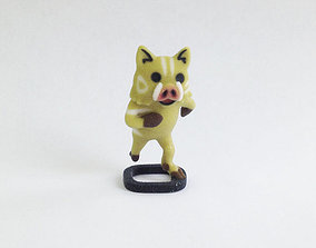 Watersports Pig of the Pedo Pals 3D printable model
