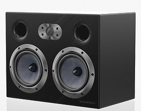 3D Bowers and Wilkins CT 7 4 LCRS