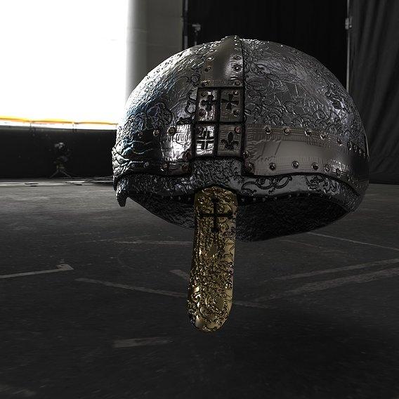 Bishops Helmet