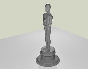 Oscar Statue 3D printable model