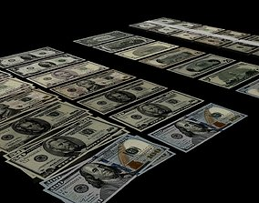 Dollar - Us Dollar 3D model