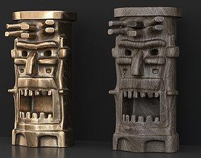 Totem voodoo 3D