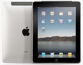 Apple iPad 16Gb 3D asset