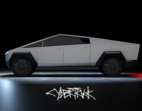Tesla Cybertruck Model suv