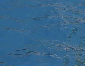 3D model The prefect sea