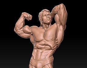 3D print model exercise Arnold Sliced Mesh