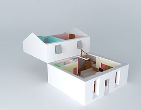 A house in Muzillac 3D