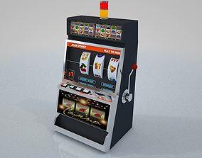 las 3D Slot machine