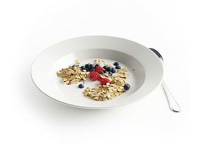3D model Whole Grain Fruit And Oat Cereal