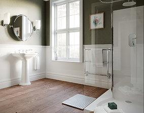 3D model Victorian Bathroom - Classic