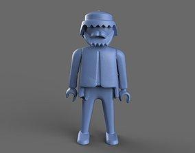 3D Geobra Toy model