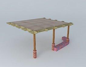 Pergola pergola 3D model