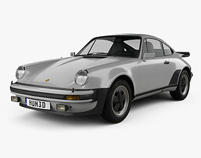 Porsche 911 Turbo 1974 3D