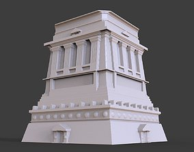 3D printable model The basis for the figure