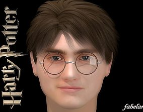 Harry Potter 3D model