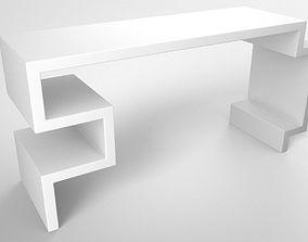 Computer Concept Table 3D model