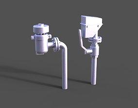 3D print model Vent pipe
