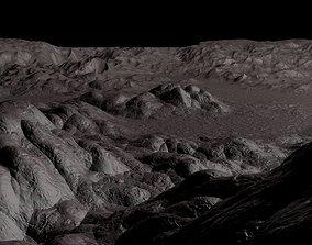 3D model Alien Planet Landscape