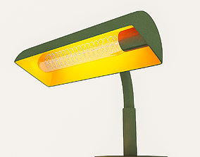 3D Table Lamp house