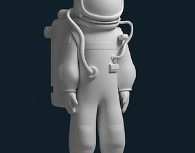 Astronaut astronomy 3D