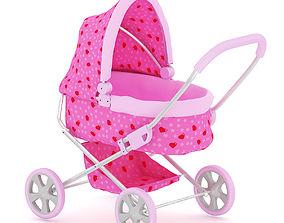 3D Baby Stroller
