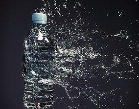 3D Water Splash Bottle 4