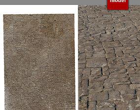 3D asset 278 Paving stones